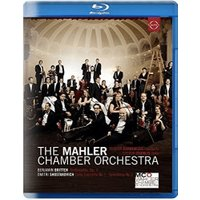 Teodor Currentzis Conducts The Mahler Chamber Orchestra (Euroarts Blu-ray]