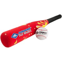 Schildkröt Fun Sports Neoprene Baseball Set red