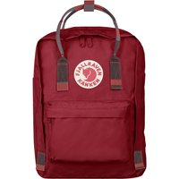 Fjällräven Kånken Laptop 13 Deep Red/Random Blocked