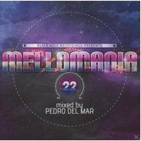 Pedro Del Mar, VARIOUS - Mellomania 22 - (CD)