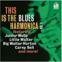 VARIOUS - This Is The Blues Harmonica Vol.2 - (CD)