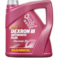 Mannol Dexron III Automatic Plus (4 l)