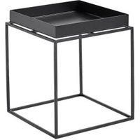 HAY Tray Table (30 x 30 cm) black