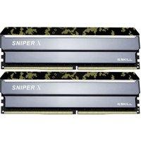 G.SKill SNIPER X 32GB Kit DDR4-2400 CL17 (F4-2400C17D-32GSXK)