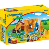 Playmobil 1.2.3 - Zoo (9377)