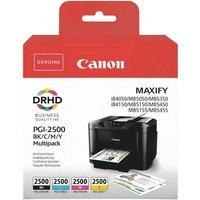 Canon PGI-2500 Multipack 4 color (9290B004)