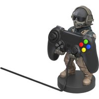 Exquisite Gaming Cable Guys Call of Duty - Ltd. Simon Ghost Riley - Phone & Controller Holder