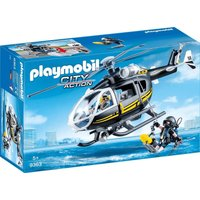 Playmobil City Action - SWAT Helicopter (9363)
