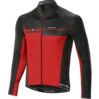 Altura Podium Elite Thermo Long Sleeve Jersey red/black