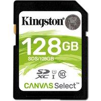 Kingston Canvas Select SDXC 128GB (SDS/128GB)