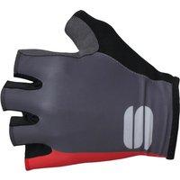 Sportful Bodyfit Pro Glove dark grey/red