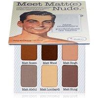The Balm Meet Matt(e) Nude Palette  (25,5g)