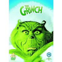 How The Grinch Stole Christmas (Christmas Decoration) [DVD] [2000]