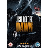 Just Before Dawn [DVD]