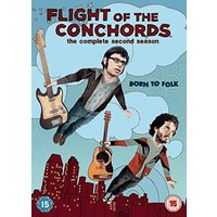 Flight Of The Conchords - Complete HBO Second Season [DVD] [2009]