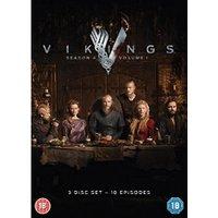 Vikings - Season 4 Part 1 [DVD] [2016]