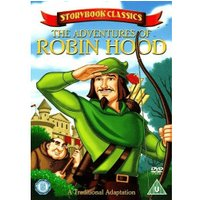 Adventures Of Robin Hood [DVD]