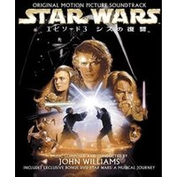John Williams - Star Wars Episode III - Revenge Of The Sith [CD+DVD] [Blu-spec CD2]