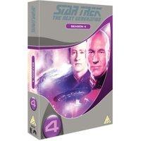 Star Trek The Next Generation - Season 4 (Slimline Edition) [DVD]