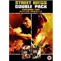 Street Kings / Street Kings 2: Motor City Double Pack [DVD] [2008]