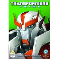 Transformers: Prime - Season 1: Decepticons Unleashed [DVD]