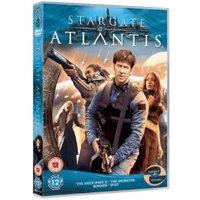 Stargate Atlantis: Season 2 - Episodes 1-4 [DVD]