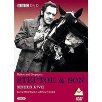 Steptoe & Son - Series Five [1970] [DVD]