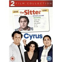 The Sitter / Cyrus Double Pack [DVD] [2010]