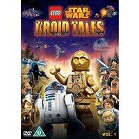 Lego Star Wars Droid Tales Volume 1 [DVD]