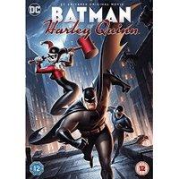 Batman And Harley Quinn [DVD] [2017]