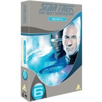 Star Trek The Next Generation - Season 6 (Slimline Edition) [DVD]