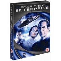Star Trek - Enterprise - Series 2 - Complete (Slimline Edition) [DVD]