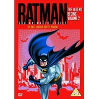 Batman - The Legend Begins: Volume 2 [DVD]