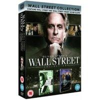 Wall Street / Wall Street 2: Money Never Sleeps Double Pack [DVD] [1987]