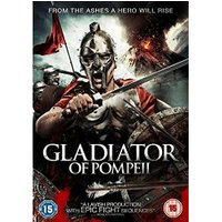 Gladiator of Pompeii [DVD]