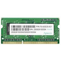 Apacer 8GB SODIMM DDR3-1600 CL11 (AS08GFA60CATBGJ)