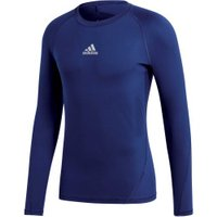 Adidas Alphaskin Longssleeve Shirt dark blue