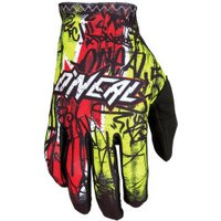 O'Neal Matrix Vandal yellow/red