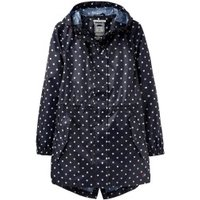 Joules Golightly navy spot