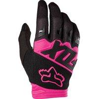 Fox Dirtpaw Race black/pink