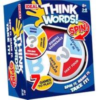 John Adams Think Words Spin