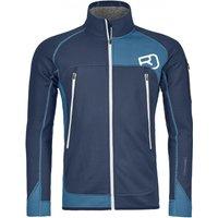 Ortovox Merino Fleece Plus Jacket M night blue