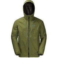 Jack Wolfskin Sierra Trail Jacket Men cypress green