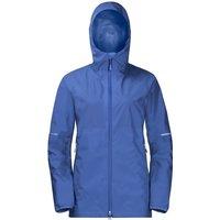 Jack Wolfskin Sierra Pass Jacket Women baja blue