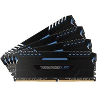 Corsair Vengeance LED 64GB Kit DDR4-2666 CL16 (CMU64GX4M4A2666C16B)