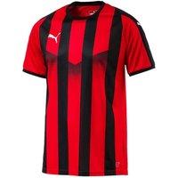 Puma Liga Striped Football Jersey puma red/puma black