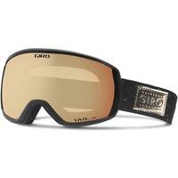Giro Facet black gold shimmer/vivid copper