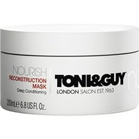 TONI&GUY Nourish Reconstruction Mask (200ml)