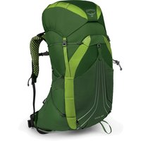 Osprey Exos 58 L tunnel green