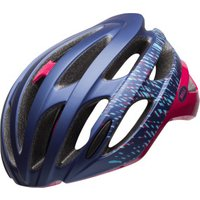 Bell Falcon MIPS blue-red